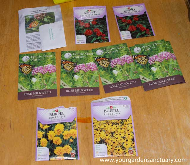 Perennial Seed-packets