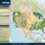 Land Cover Viewer for identifying natural areas