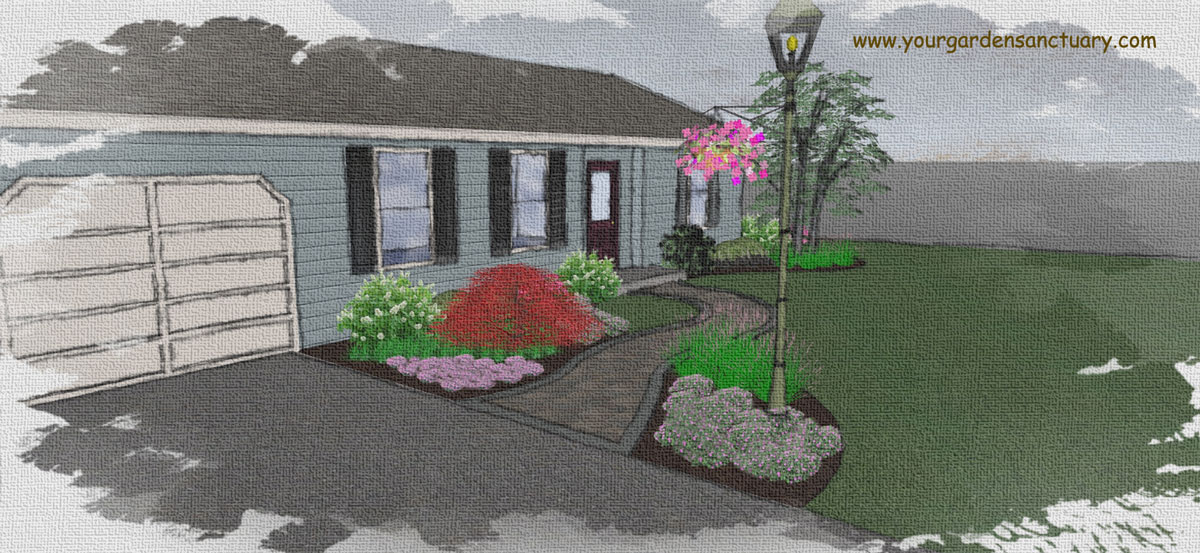 Front-Yard-using-landscapers-favorites-sketch-3