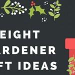 Gardener gift ideas