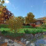 Ecological Backyard Landscape Design