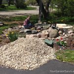 Finishing Pondless waterfall rebuild